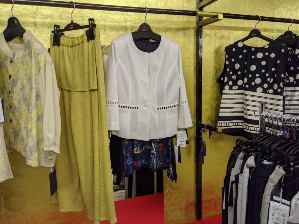 本日より2020春夏の新作洋服を先行販売いたします